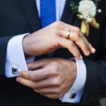 Pourquoi choisir des boutons de manchette en argent pour votre mariage ?